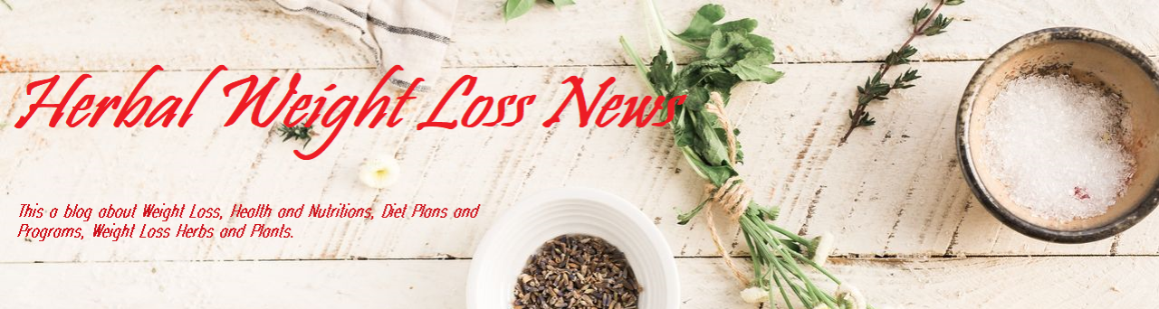 Herbal Weight Loss News